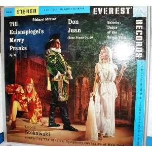 Richard Strauss Till Eulenspiegels Merry Pranks, Op. 28
