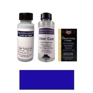 Spectrum Blue Metallic Paint Bottle Kit for 2011 Jaguar XK (2108/JKM