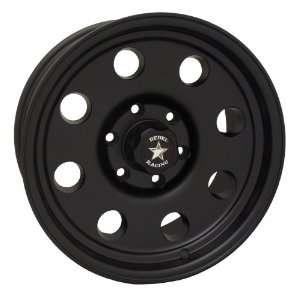 15x10 Rebel Sahara (Matte Black) Wheels/Rims 5x127 (772