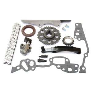 TK2000HDWPT Toyota 22R SOHC Timing Chain Kit w/ Water Pump Automotive