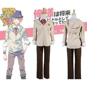 Uta No Prince sama Class S Kurusu Shou Cosplay Costume