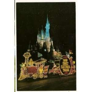 Walt Disney World Magic Kingdom Main Street Electrical