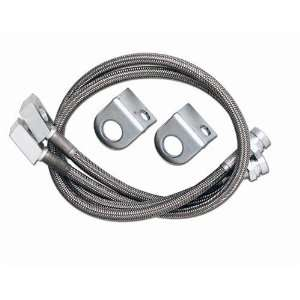Express RE1552 Front Stainless Steel Brake Line Set Automotive