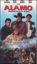 Alamo 13 Days To Glory James Arness, Brian Keith, Alec