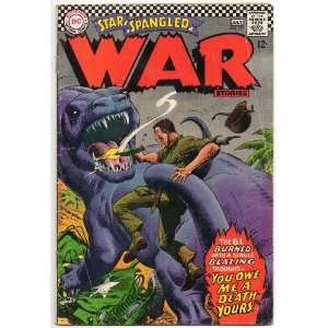 : Star Spangled War Stories No. 133 (Comic Book, July 1967) The War