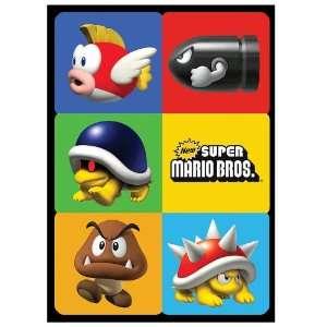 By Party Destination Super Mario Bros. Sticker Sheets