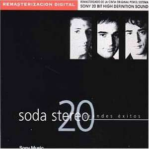 20 Grandes Exitos: Soda Stereo: Music