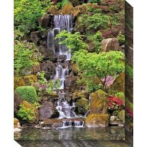 West Of The Wind OU 33507 Japanese Garden  Outdoor All Weather Outdoor
