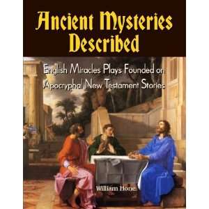 Ancient Mysteries Described (Large Print) English Miracles