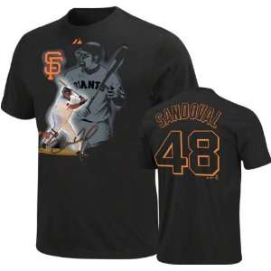 San Francisco Giants Player of the Game Name and Number Youth T Shirt