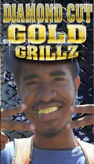 Billy Bob Teeth Gold Grillz Hollywood Quality Teeth