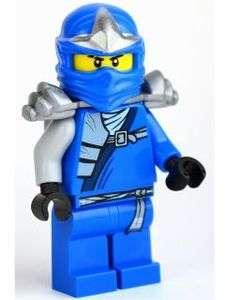 LEGO NINJAGO   LEGO MINIFIG   JAY ZX   NINJA MINI FIGURE