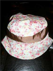 NWOT MATILDA JANE GIRL HOTLINE BETSY FLOWER HAT LARGE
