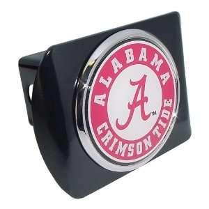 University of Alabama Black with Chrome Crimson Tide Seal