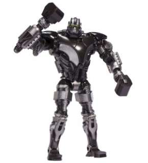Real Steel Deluxe 8 Figure Zeus *New*