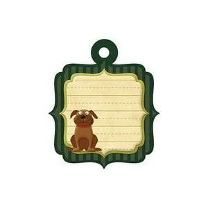 We R Memory Keepers   Friends Furever Collection   Embossed Tags   Dog