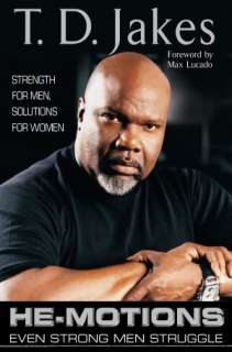 BARNES & NOBLE  He motions by T. D. Jakes, Penguin Group (USA)  NOOK