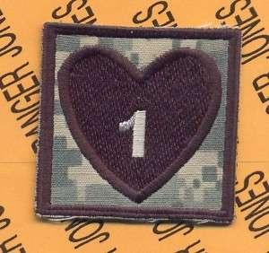 502 Inf 2nd Bde 101st Airborne HCI Helmet patch D