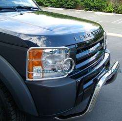 Aries Stainless Steel LAND ROVER LR3 FRONT HEADLIGHT