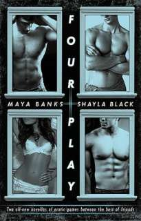 Four Play by Maya Banks, Penguin Group (USA