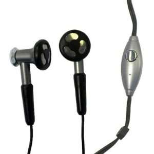 earpiece. Delivers high quality music  mp4 sound.