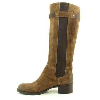 Franco Sarto June Womens SZ 5.5 Brown Choc Boots Shoes 736708716577