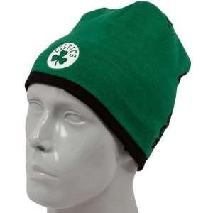 adidas Boston Celtics Green Official Team Knit Beanie