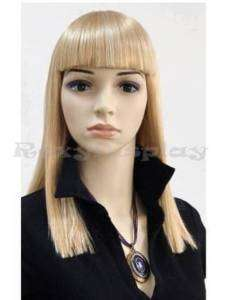 Female Wig Mannequin Head Hair for Mannequin #WG 12B