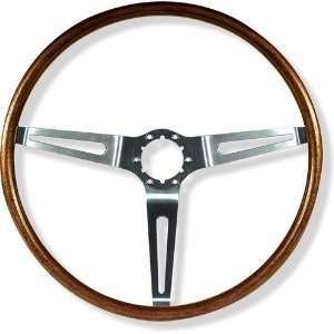 Chevelle/Chevy II/El Camino/Impala/Nova Steering Wheel   Walnut 67 68