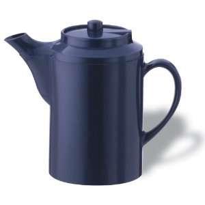 Service Ideas Cobalt Blue Plastic 16 Oz Tea Pot   TS612CBT