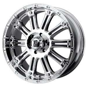 20x9 KMC XD Hoss (Chrome) Wheels/Rims 8x170 (XD79529087218