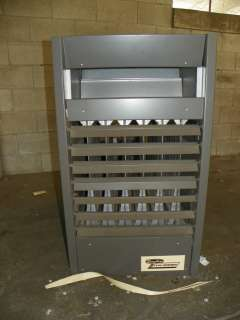Working natural gas heater in excellent condition. This heater was put