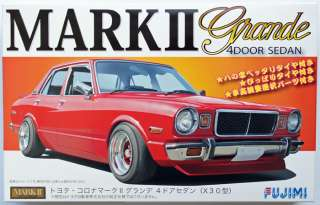 Fujimi ID 172 Toyota Corona Mark II Grande 1/24 scale kit