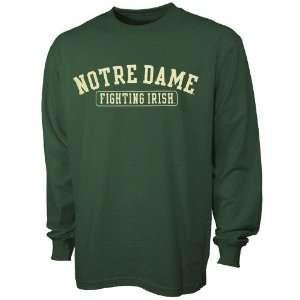 adidas Notre Dame Fighting Irish Green Practice Long