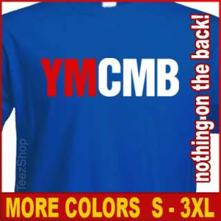 YMCMB Young Money & Cash Lil Wayne weezy RAP T shirt