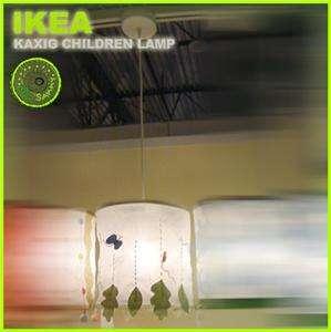 IKEA KAXIG Children Child Kid Lamp Light Pendant Shade