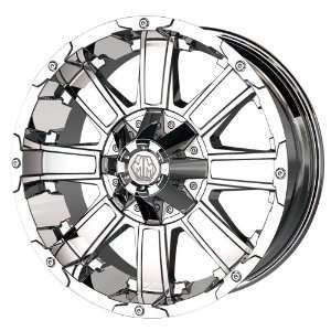 Chaos (8030) (Chrome) Wheels/Rims 8x165.1/170 (8030 2976C) Automotive