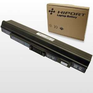 Hiport Laptop Battery For Acer Aspire One ZG8, 530H, AO530