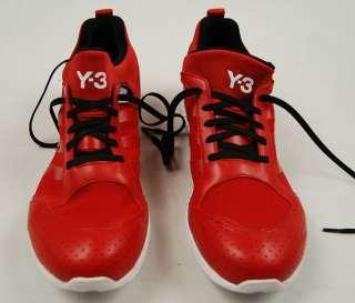 YOHJI YAMAMOTO ADIDAS Tomotak Red Shoes 12.5