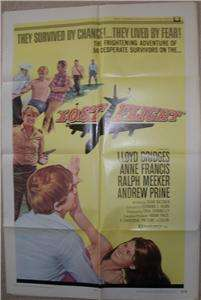 Lloyd Bridges Lost Flight movie poster 1969 49
