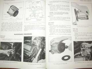 1971 Chevrolet Service Manuals Chevelle Camaro Nova Monte Carlo SS