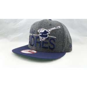 New Era 9FIFTY BW Snapback San Diego Padres Sports