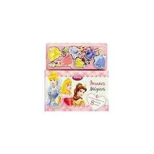 Imanes Magicos Princesas / Princess Tales Magnet Book