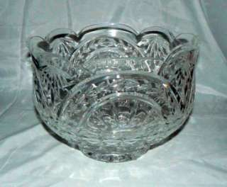 BOX WATERFORD LARGE CRYSTAL BOWL ~ THE WHITE HOUSE 200TH ANNIVERSARY