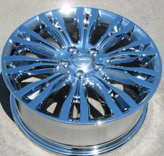 NEW 18 FACTORY CHRYSLER 200 LIMITED 300M CHROME WHEELS RIMS