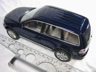 Volkswagen VW Touareg Cararama Diecast Car Model 1/24
