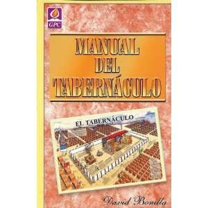 Manual Del Tabernaculo (9780938127376) David Bonilla Books