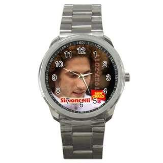 Marco Simoncelli RIP Custom Sport Metal Watch Honda Gresini Hot NEW