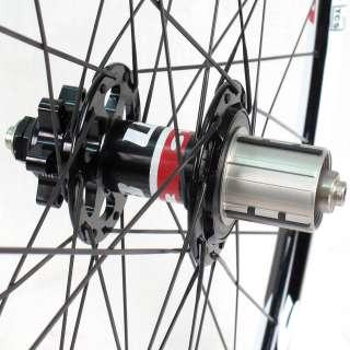 STRYKER TCS 6 BOLT DISC BRAKE 29 29ER MOUNTAIN BIKE BICYCLE WHEELSET
