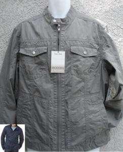CALVIN KLEIN Men Modern Casual Cotton Jacket L XL NEW